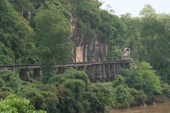 Le train de la rivière Kwai